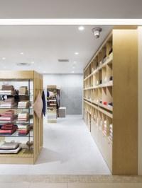 Uchino My GauzeMy Towel Store by Schemata Architects ...