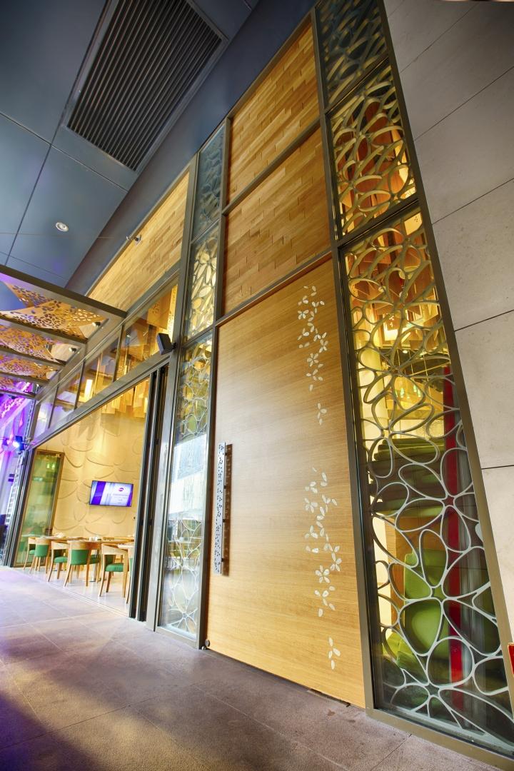 Yasmenn Al Sham Restaurant by 4SPACE Dubai  UAE