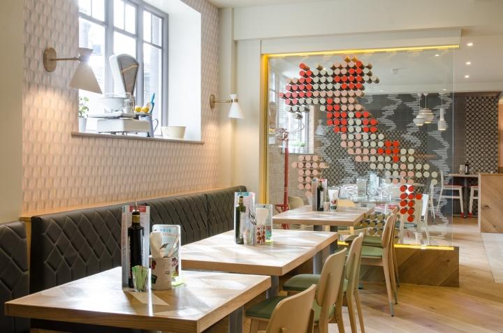 ASK Italian Restaurant by turnerbates Design