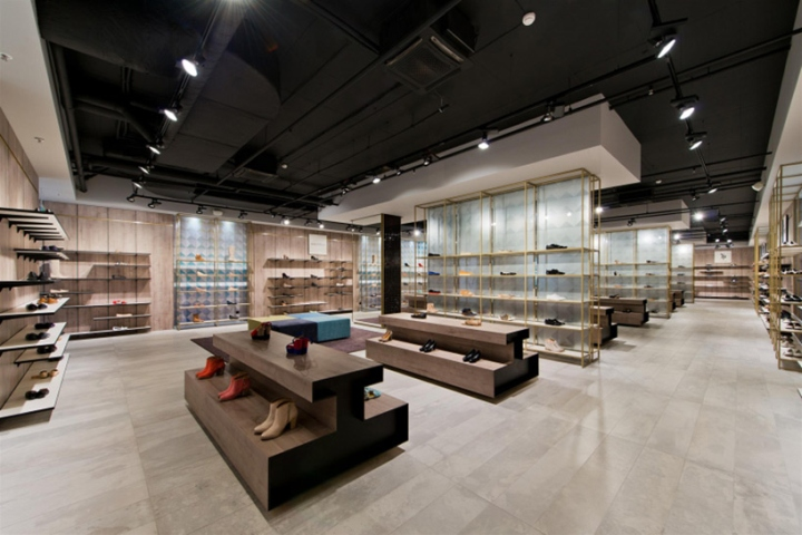 Shoe Gallery Store By Plazma Vilnius Lithuania 187 Retail