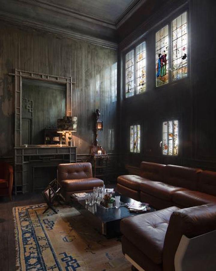 Les Bains Hotel by Vincent Bastie Tristan Auer  RDAI