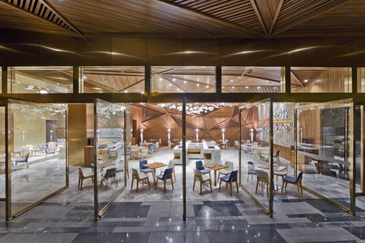 Yue Restaurant by PANORAMA Chengdu  China  Retail