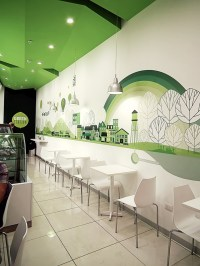 Green Station Restaurant by S XL Arquitectos, Lima ...