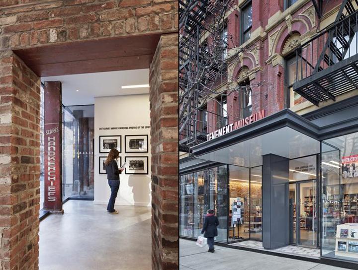 MUSEUM SHOPS Lower East Side Tenement Museum Visitors