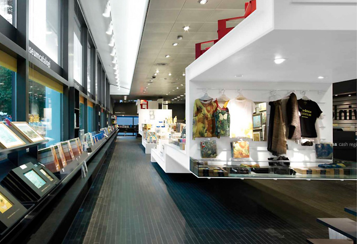 MUSEUM SHOPS Van Gogh Museum Shop by DAY Amsterdam
