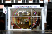 Retail Design Blog  Instant Print W1 Store by SFD, London