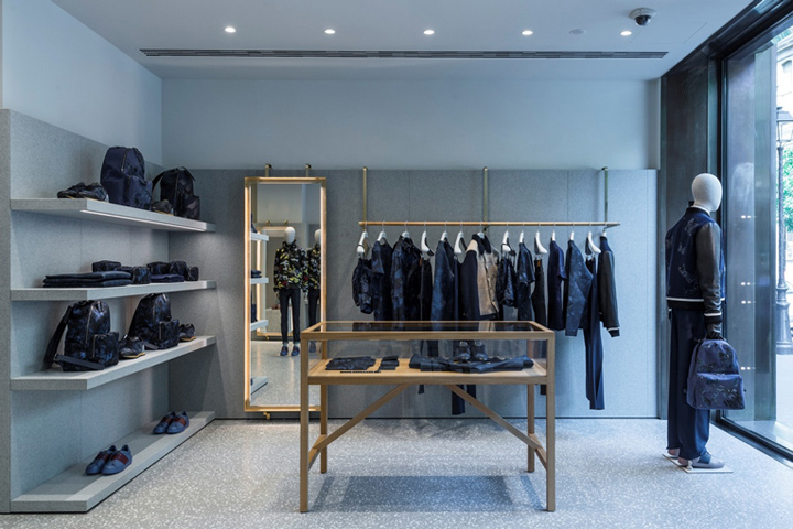 Valentino Store By David Chipperfield Paris France