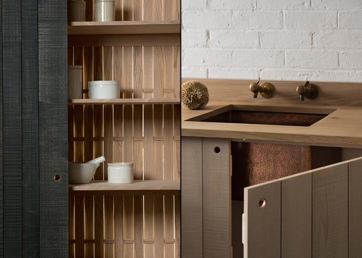 Kitchen Furniture by Sebastian Cox for DeVol