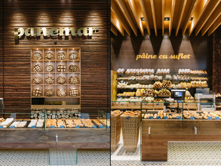 Panemar Polus Center Bakery by Todor Cosmin Studio Cluj