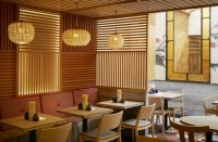 Dim T Asian Restaurant by Design Command, London  UK