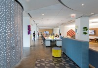 Kimball Office Showroom by Studio O+A, Chicago  Illinois
