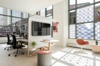 Retail Design Blog  Kimball Office Showroom by Studio O+A ...