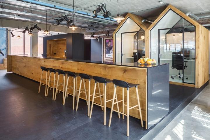 , BrandDeli offices by DZAP, Amsterdam – Netherlands, Office Furniture Dubai   Office Furniture Company   Office Furniture Abu Dhabi   Office Workstations   Office Partitions   SAGTCO