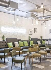 CLINTONS Restaurant & Staff Canteen by Susanne Kaiser