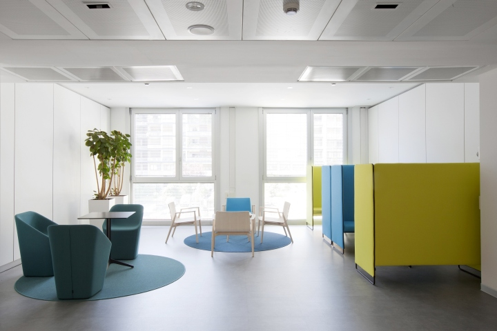 , Copernico Milano Centrale by Studio DC10, Milan – Italy, Office Furniture Dubai | Office Furniture Company | Office Furniture Abu Dhabi | Office Workstations | Office Partitions | SAGTCO