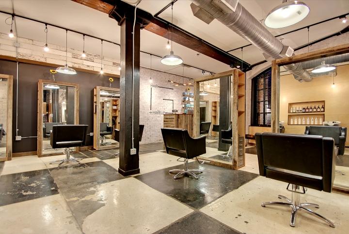 Gibson Hair  Makeup Salon by Gibson Concepts  Design