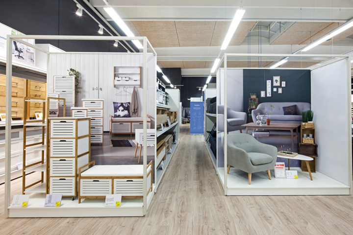 furniture store  Retail Design Blog