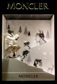 Moncler Windows 2015 Winter, Budapest  Hungary  Retail ...