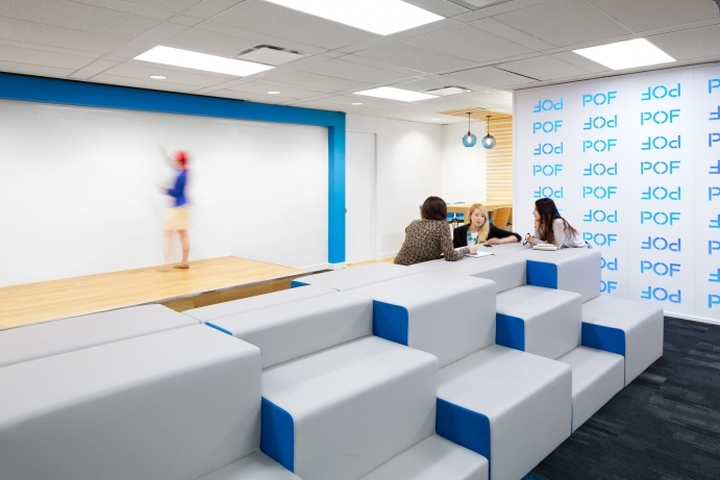 , PlentyofFish office by SSDG Interiors, Vancouver – Canada, Office Furniture Dubai | Office Furniture Company | Office Furniture Abu Dhabi | Office Workstations | Office Partitions | SAGTCO