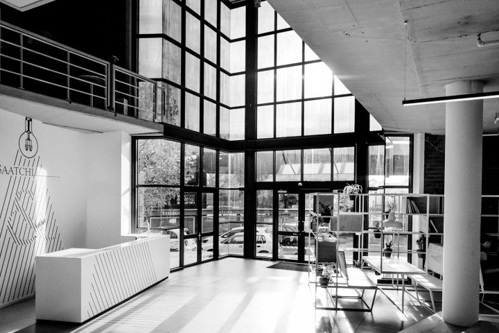 , Saatchi & Saatchi Offices by Inhouse Brand Architects, Cape Town – South Africa, Office Furniture Dubai | Office Furniture Company | Office Furniture Abu Dhabi | Office Workstations | Office Partitions | SAGTCO