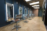 hair salon  Retail Design Blog