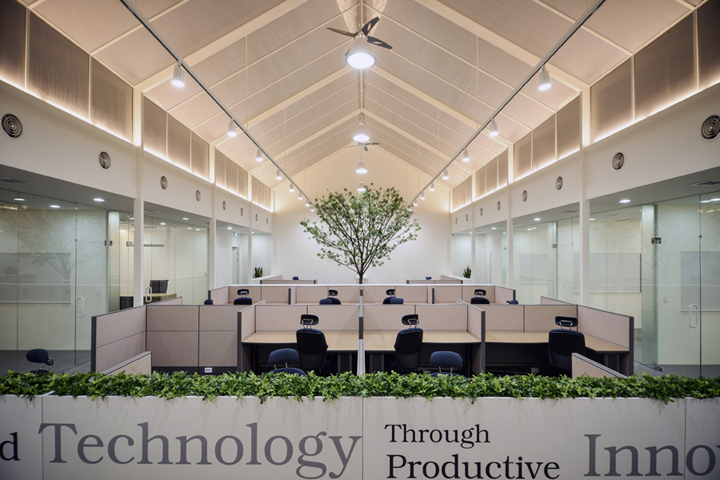 , Green house Office by D&A partners, Osansi – Korea, Office Furniture Dubai   Office Furniture Company   Office Furniture Abu Dhabi   Office Workstations   Office Partitions   SAGTCO