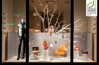 Retail Design Blog  Herms Windows 2015 Winter, Vienna ...