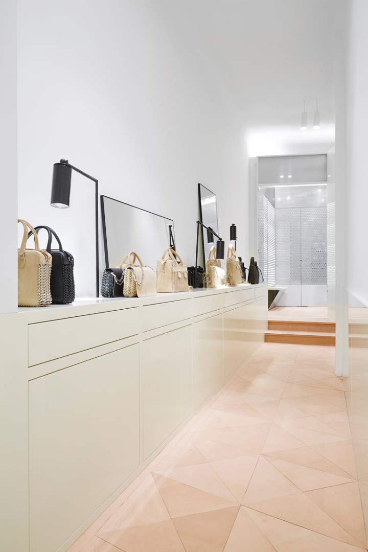 Paco Rabanne flagship store by Kersten Geers and David