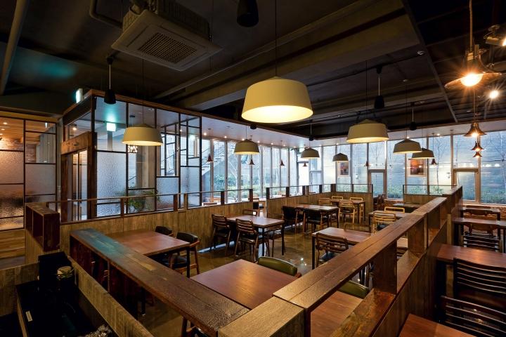 Hyunsung Korean restaurant by Jangmoksoo Seoul  Korea