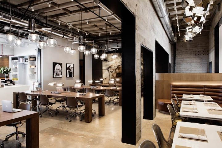 , Neuehouse Hollywood by David Rockwell, Los Angeles – California, Office Furniture Dubai   Office Furniture Company   Office Furniture Abu Dhabi   Office Workstations   Office Partitions   SAGTCO