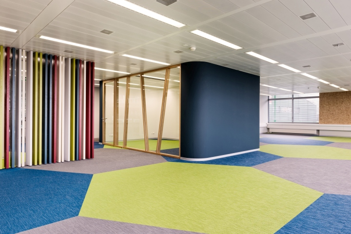 ", Sonova AG ""the lab"" office by Büronauten AG, Stäfa – Switzerland, SAGTCO Office Furniture Dubai & Interactive Systems"