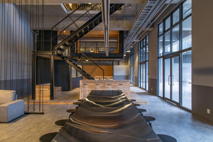 , ALP Logistic Office by JC Architecture, Taipei – Taiwan, Office Furniture Dubai | Office Furniture Company | Office Furniture Abu Dhabi | Office Workstations | Office Partitions | SAGTCO