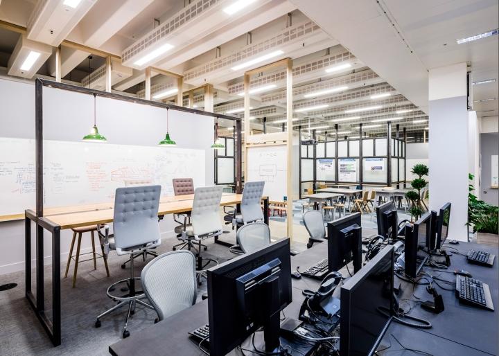 Barclaycard office by APA Architects Northampton  UK