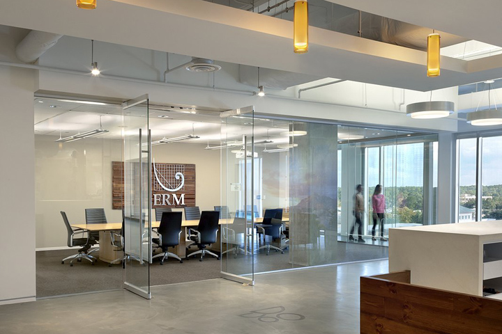 , Environmental Resources Management office by STG Design, Houston – Texas, Office Furniture Dubai   Office Furniture Company   Office Furniture Abu Dhabi   Office Workstations   Office Partitions   SAGTCO