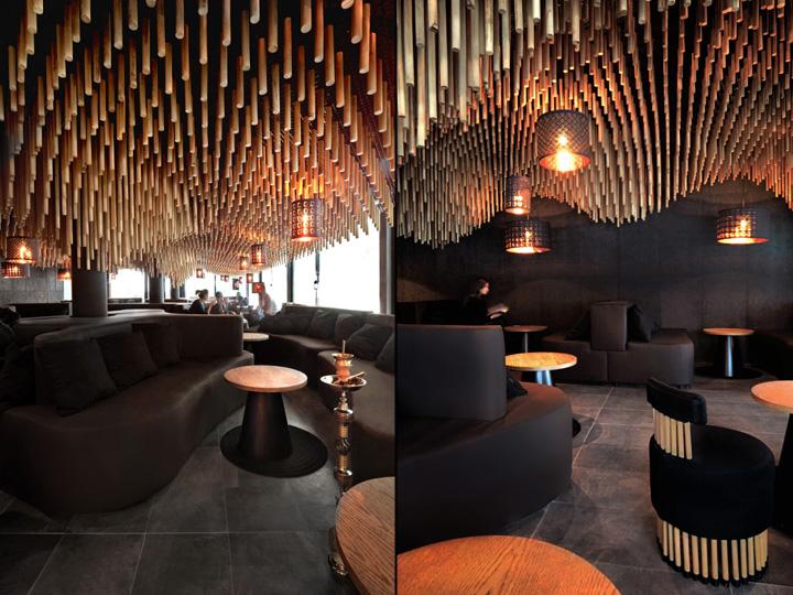 Hookah Bar Nargile By KMAN Studio Sofia Bulgaria