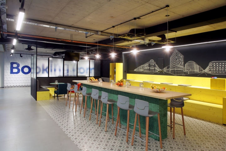 , Booking.com office by Brigada, Zagreb – Croatia, Office Furniture Dubai | Office Furniture Company | Office Furniture Abu Dhabi | Office Workstations | Office Partitions | SAGTCO