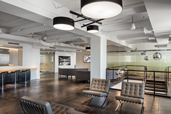 , Magna office by Spector Group, New York City, Office Furniture Dubai | Office Furniture Company | Office Furniture Abu Dhabi | Office Workstations | Office Partitions | SAGTCO