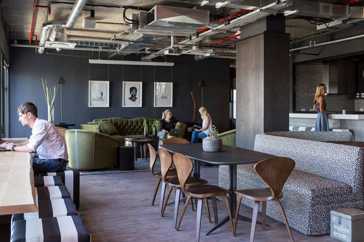 , Work & Co Co-working Offices by Andrea Graff, Cape Town – South Africa, Office Furniture Dubai   Office Furniture Company   Office Furniture Abu Dhabi   Office Workstations   Office Partitions   SAGTCO