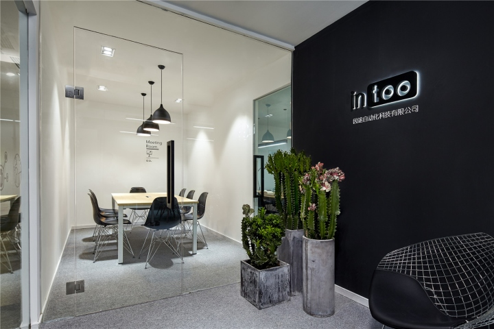 , Intoo Office by Muxin Design, Shanghai – China, Office Furniture Dubai | Office Furniture Company | Office Furniture Abu Dhabi | Office Workstations | Office Partitions | SAGTCO