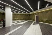 Virgin Active lighting by Hoare Lea Lighting, London  UK ...