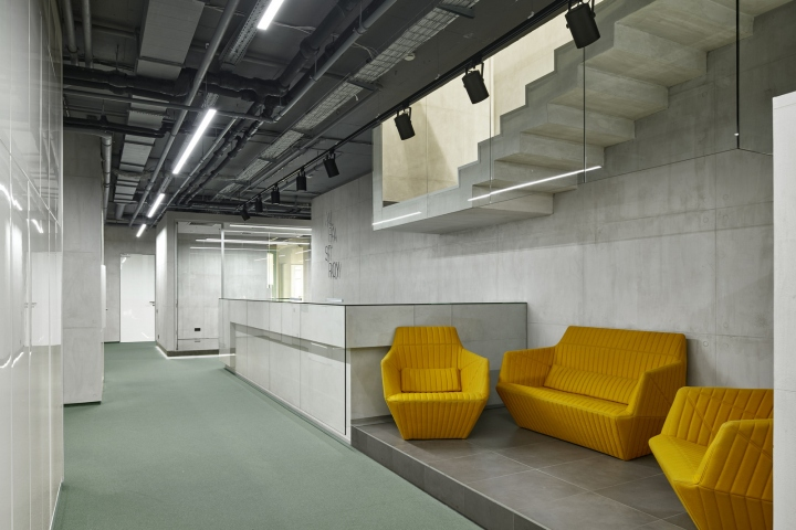 , Alfa-Stroy offices by VOX Architects, Yekaterinburg – Russia, Office Furniture Dubai | Office Furniture Company | Office Furniture Abu Dhabi | Office Workstations | Office Partitions | SAGTCO