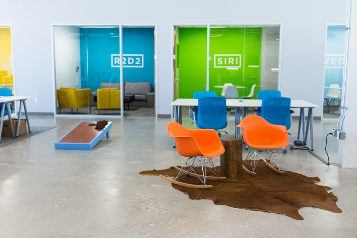 , Favor Offices, Austin – Texas, SAGTCO Office Furniture Dubai & Interactive Systems