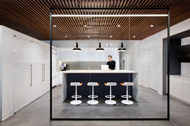 , HAP Capital office by Fogarty Finger, New York City, SAGTCO Office Furniture Dubai & Interactive Systems
