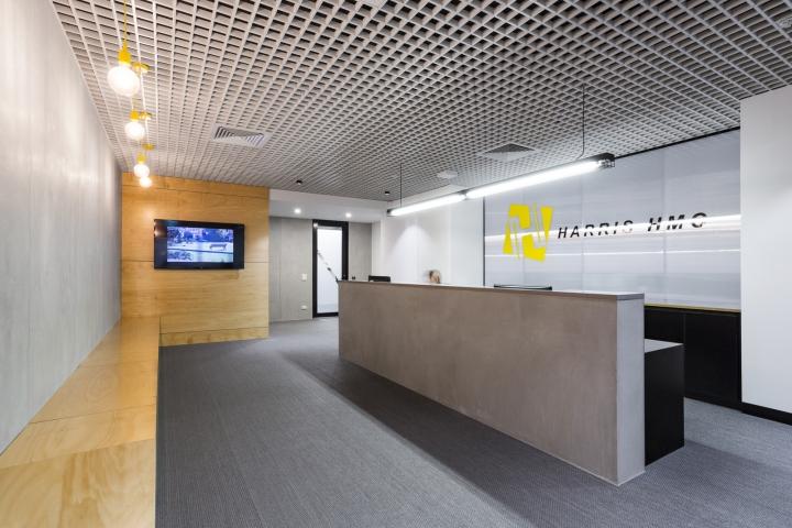 , Harris HMC Offices by Hot Black Interiors, Melbourne – Australia, Office Furniture Dubai | Office Furniture Company | Office Furniture Abu Dhabi | Office Workstations | Office Partitions | SAGTCO