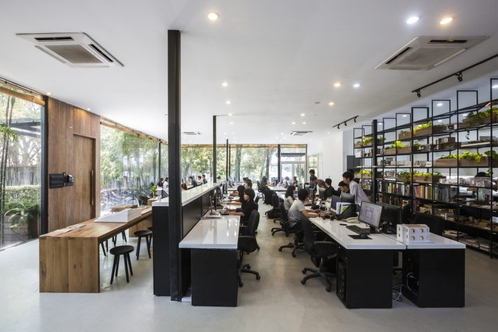 , MIA Design Studio Offices, Ho Chi Minh City – Vietnam, Office Furniture Dubai | Office Furniture Company | Office Furniture Abu Dhabi | Office Workstations | Office Partitions | SAGTCO