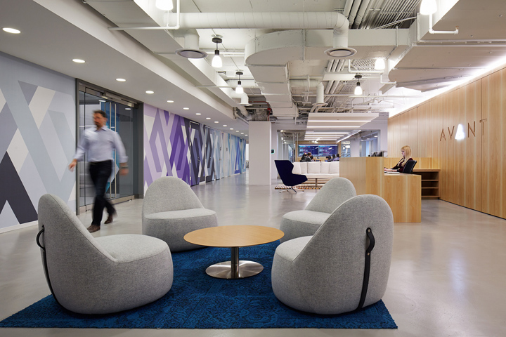 , Avant Offices by Eastlake Studio, Chicago – Illinois, Office Furniture Dubai | Office Furniture Company | Office Furniture Abu Dhabi | Office Workstations | Office Partitions | SAGTCO