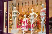 Bravissimo / Pepperberry Spring Window Displays by D&A ...