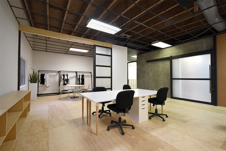 , Hlzblz office by A-INDUSTRIAL, Los Angeles – California, Office Furniture Dubai | Office Furniture Company | Office Furniture Abu Dhabi | Office Workstations | Office Partitions | SAGTCO