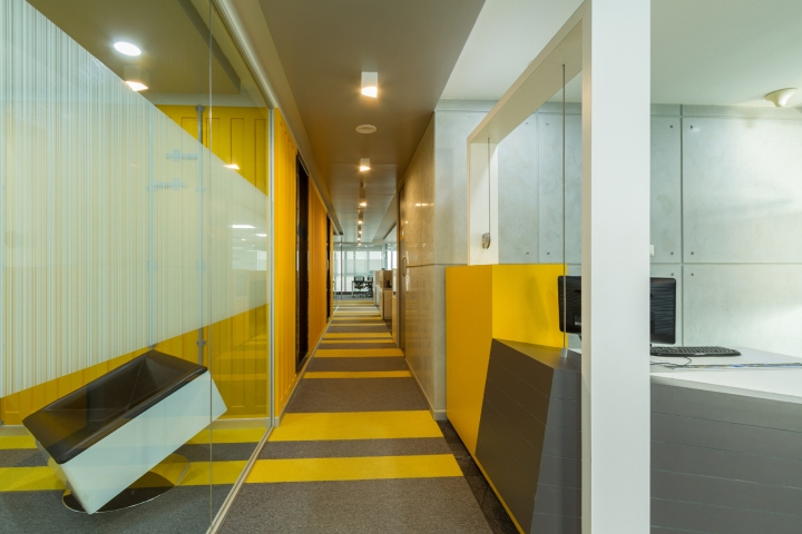 , Liebherr India office by Defacto Architects, Navi Mumbai – India, Office Furniture Dubai | Office Furniture Company | Office Furniture Abu Dhabi | Office Workstations | Office Partitions | SAGTCO