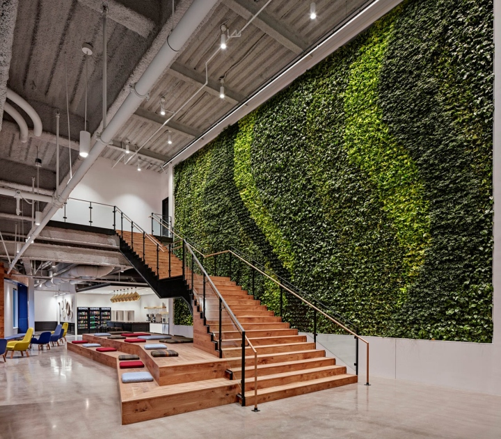 Sonos offices by IA Interior Architects Boston